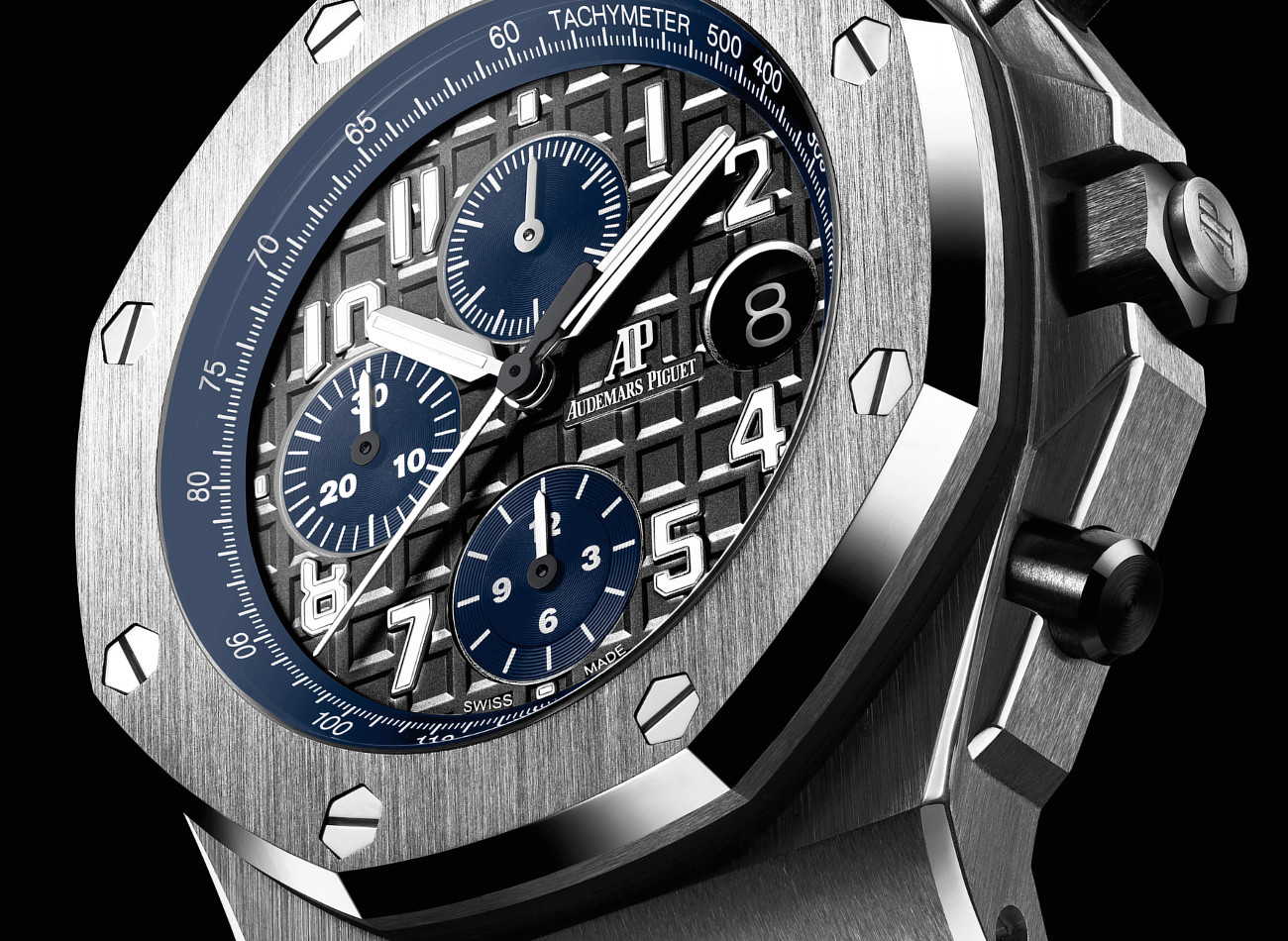 42c148aac289 Audemars Piguet Royal Oak Offshore Chronograph 42 mm Modell 26470ST.OO. A028CR.01