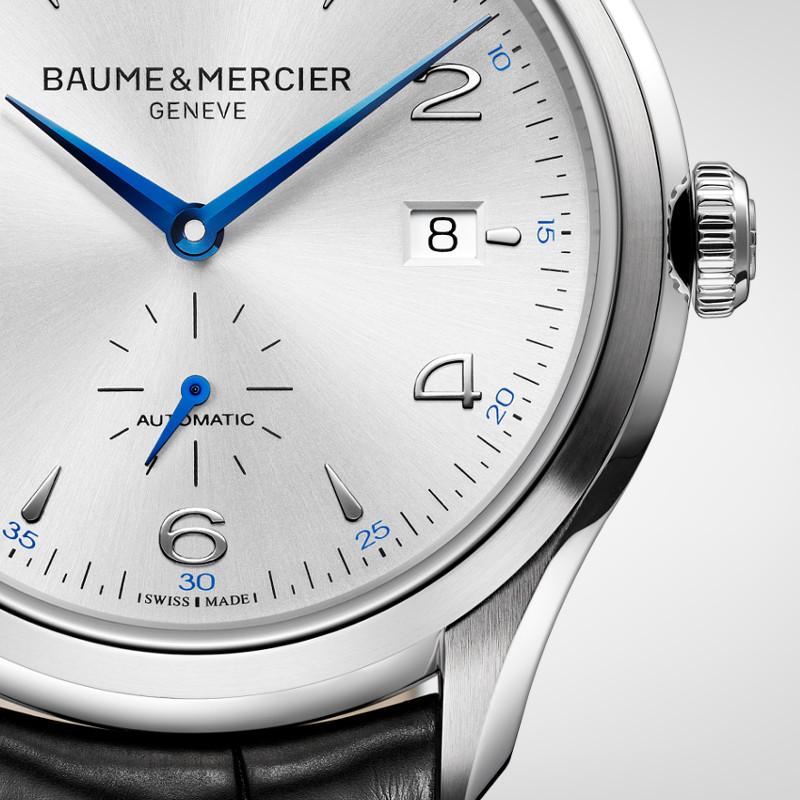 baume-mercier-clifton-kleine-sekunde-10052-gehaeuse