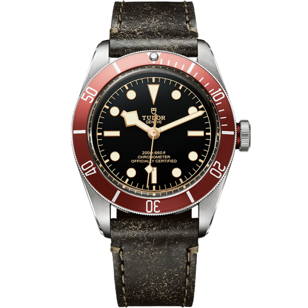 TUDOR Black Bay Modell M79230R-0011 Ansicht vorne