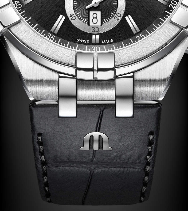 maurice-lacroix-aikon-chronograph-ai6018-ss001-330-1-armband