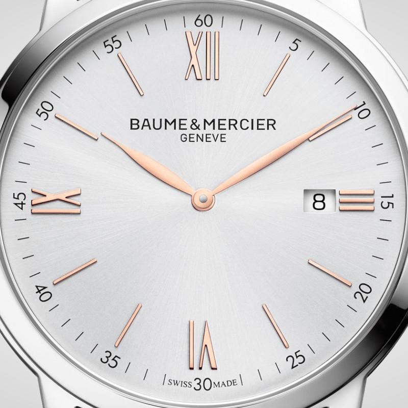 baume-mercier-classima-quarz-10415-zifferblatt