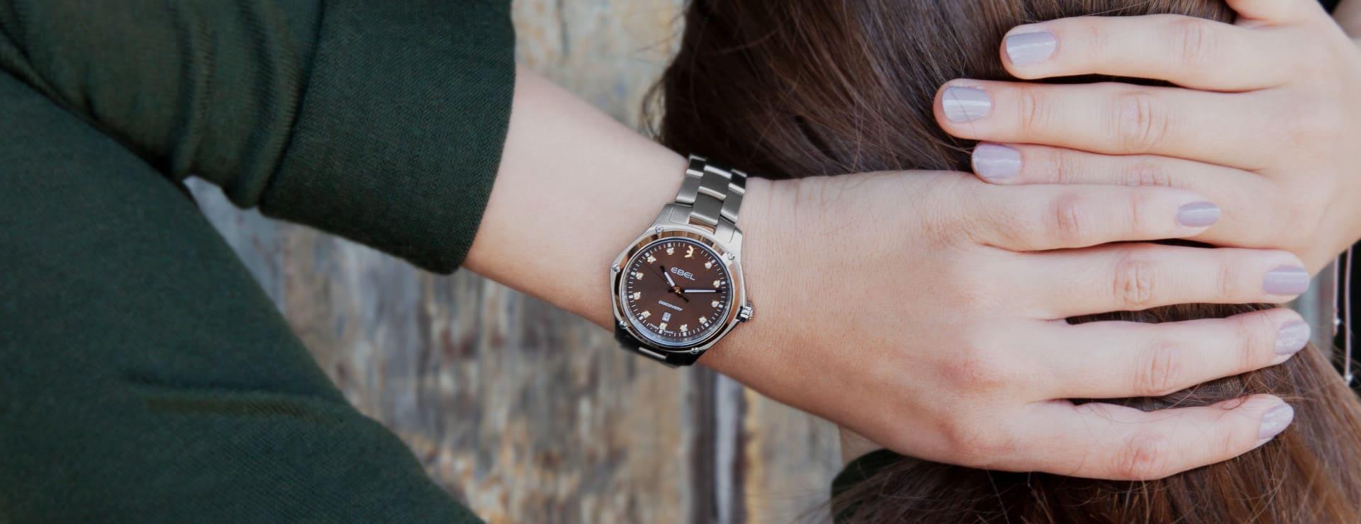 Ebel Discovery Uhren