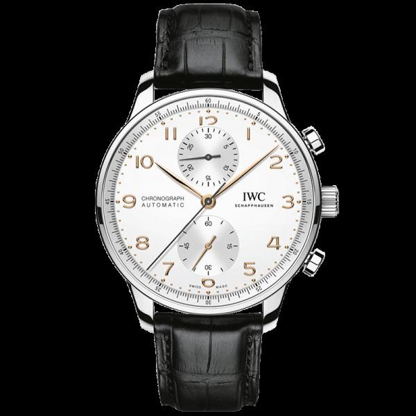 IWC Portugieser Chronograph Ansicht vorne