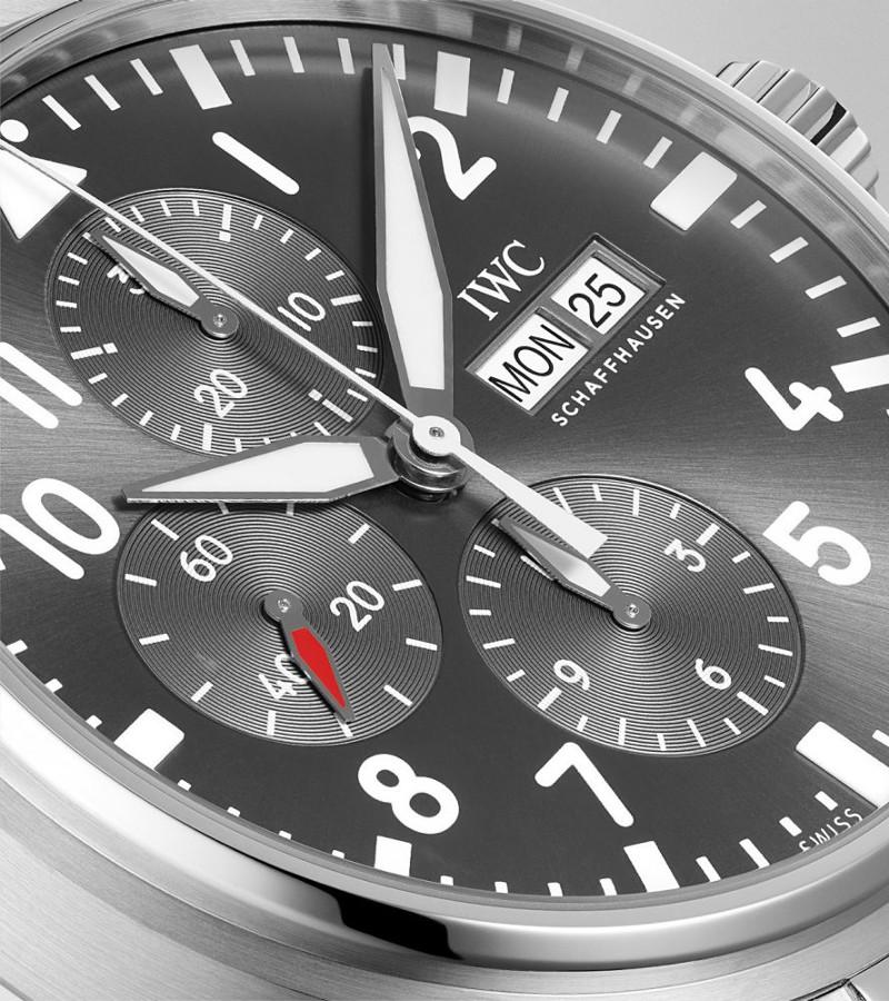 iwc-pilots-watch-spitfire-iw377719-zifferblatt