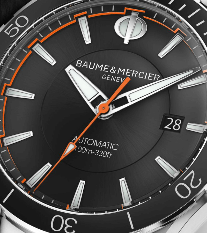 baume-mercier-clifton-club-10340-zifferblatt