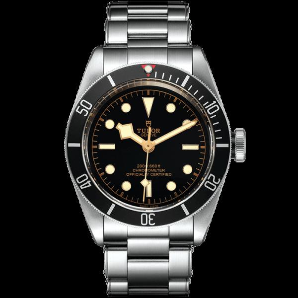 TUDOR Black Bay Modell M79230N-0009 Ansicht vorne