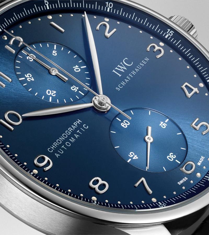 iwc-portugieser-chronograph-iw371491-zifferblatt
