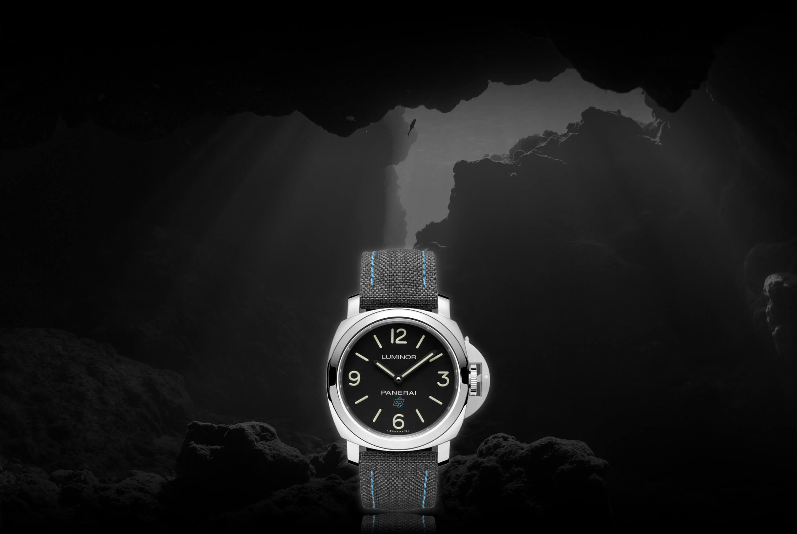 Panerai Luminor Base Logo PAM00774 Ansicht vorne