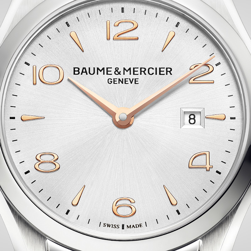 baume-mercier-clifton-quarz-10175-zifferblatt