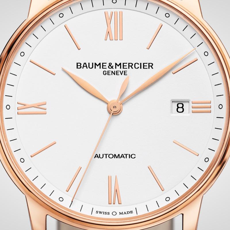 baume-mercier-classima-automatik-10271-zifferblatt
