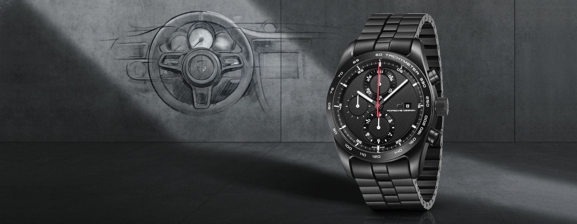 Porsche Design Chronotimer Kollektion
