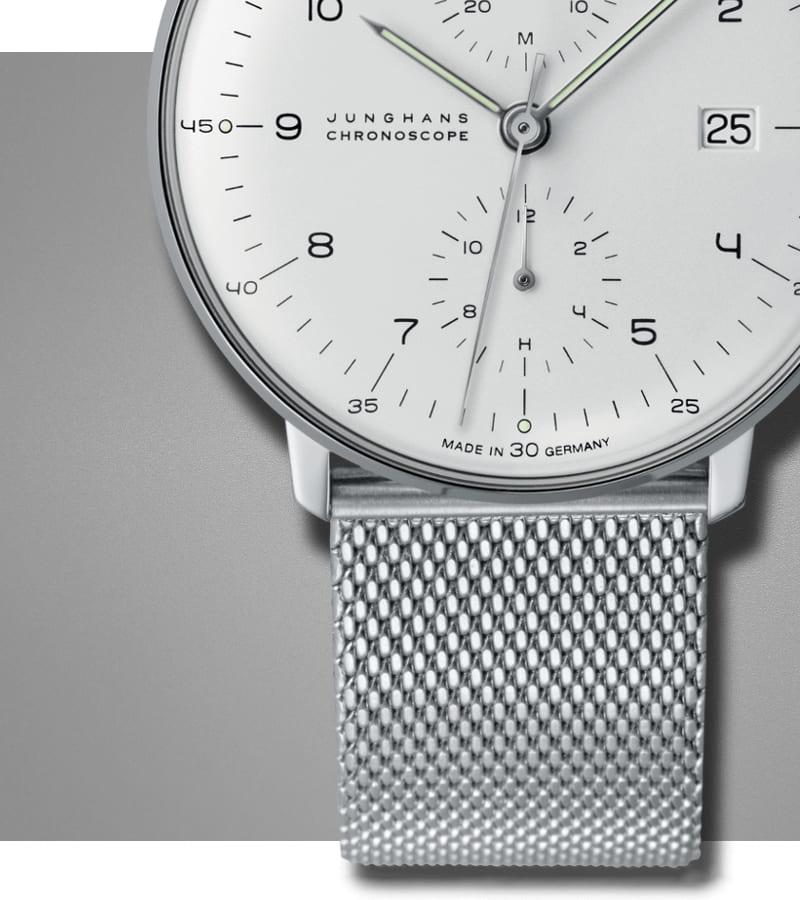 junghans-max-bill-chronoscope-027-4003-44-armband