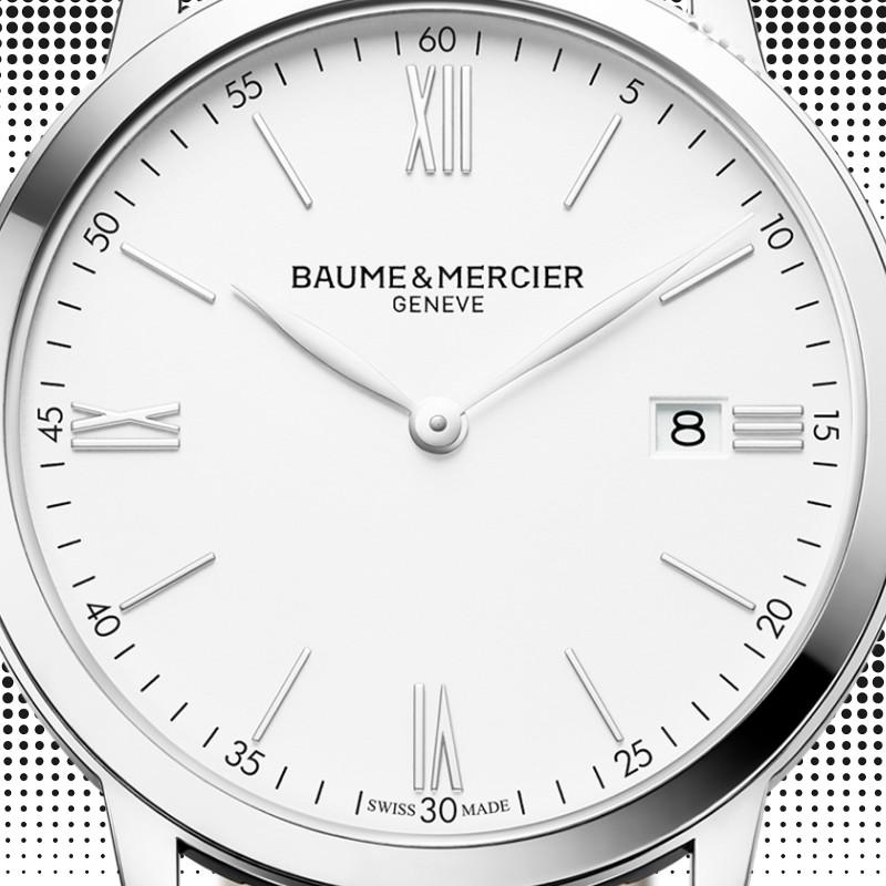 baume-mercier-classima-quarz-10323-zifferblatt