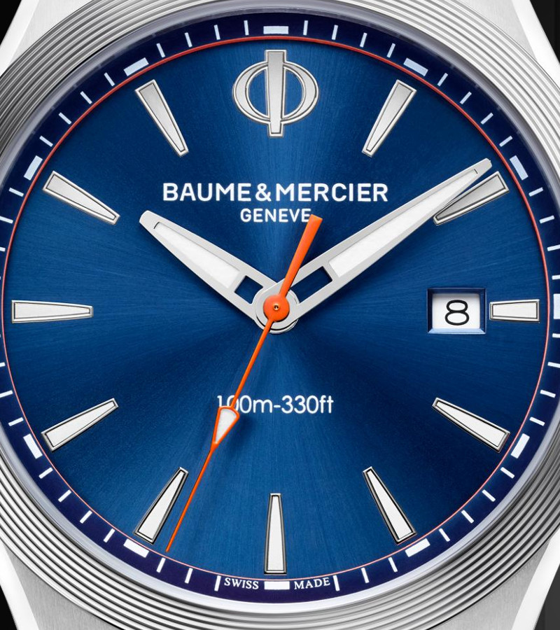 baume-mercier-clifton-club-quarz-10413-zifferblatt