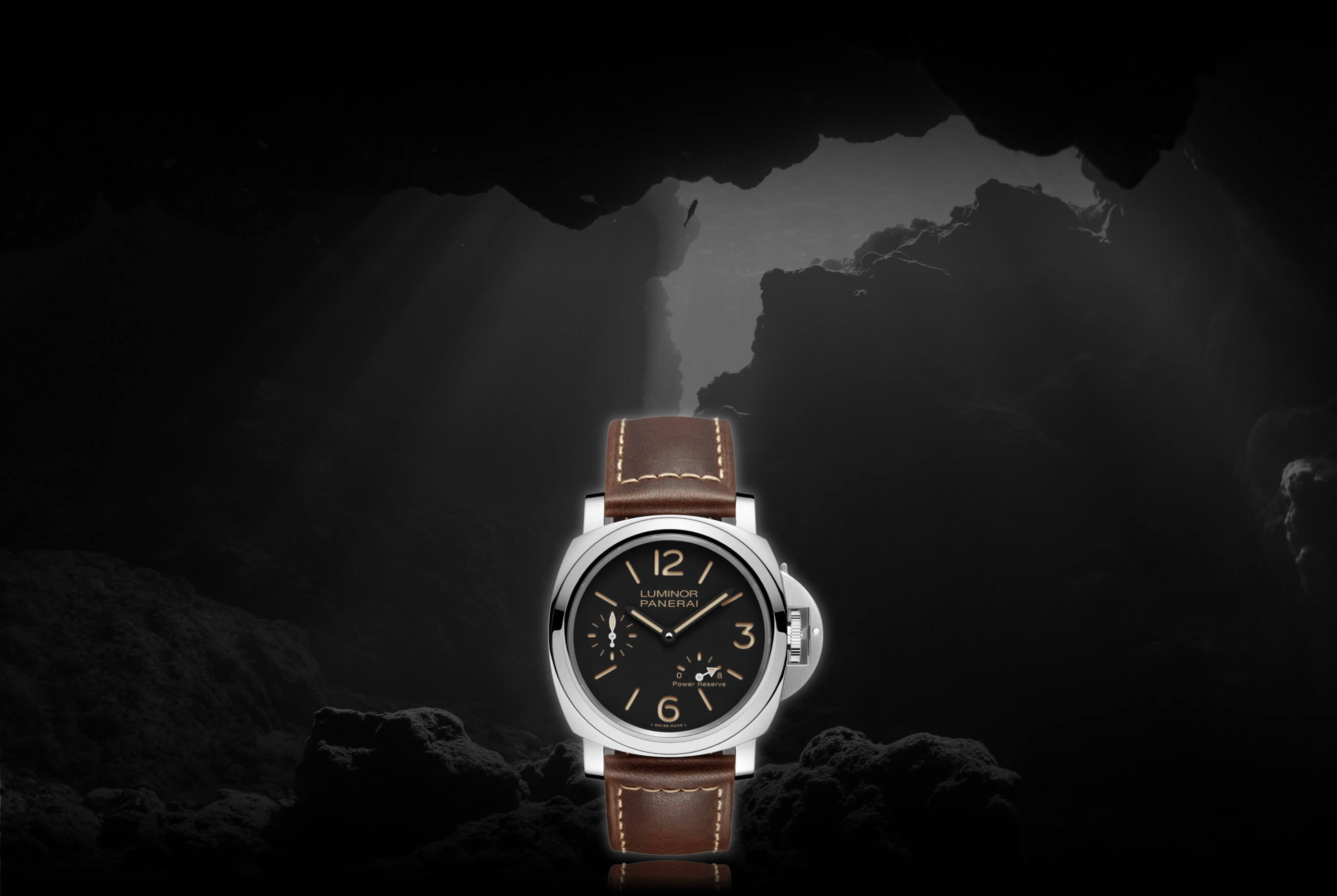 Panerai Luminor 8 Days PAM00795 Ansicht vorne