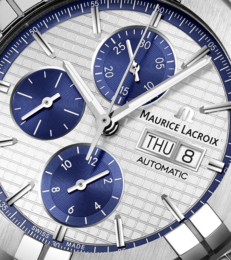 maurice-lacroix-aikon-chronograph-ai6038-ss001-131-1-zifferblatt