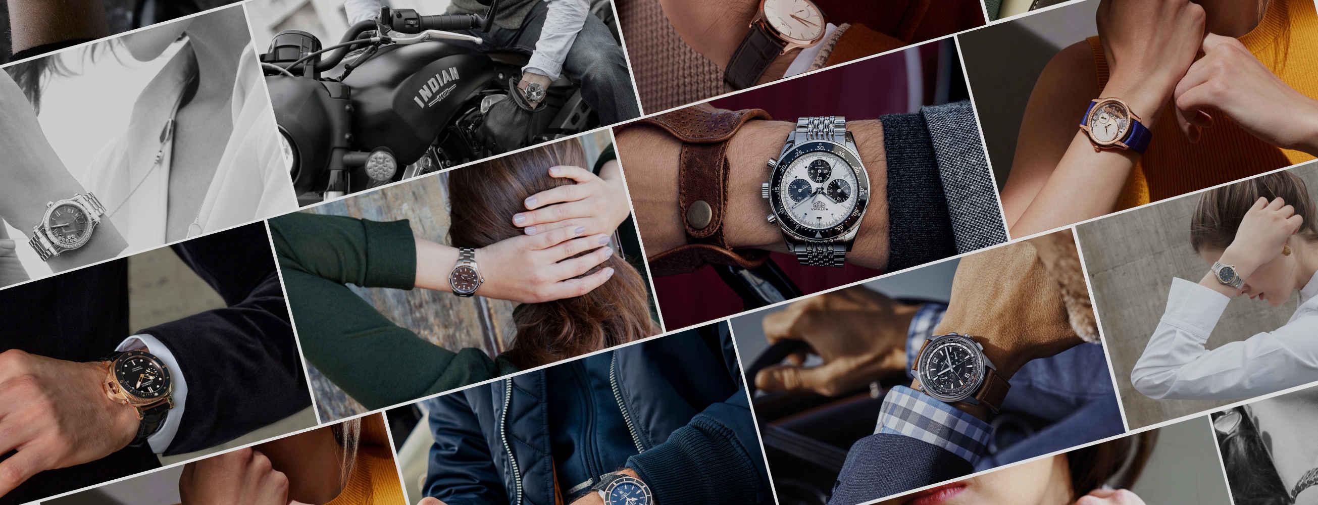 Mühlbacher Uhren