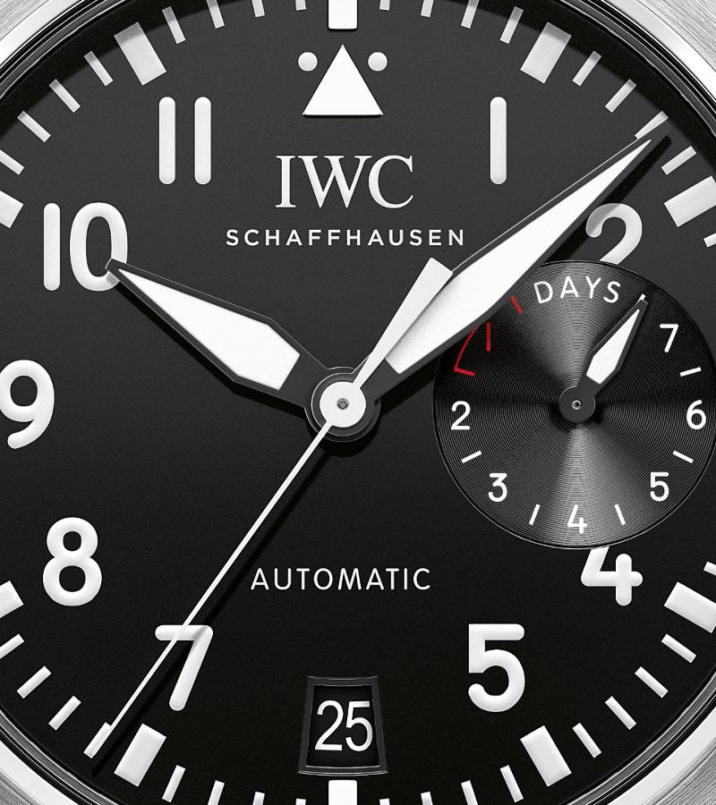 iwc-big-pilots-watch-heritage-iw501001-zifferblatt