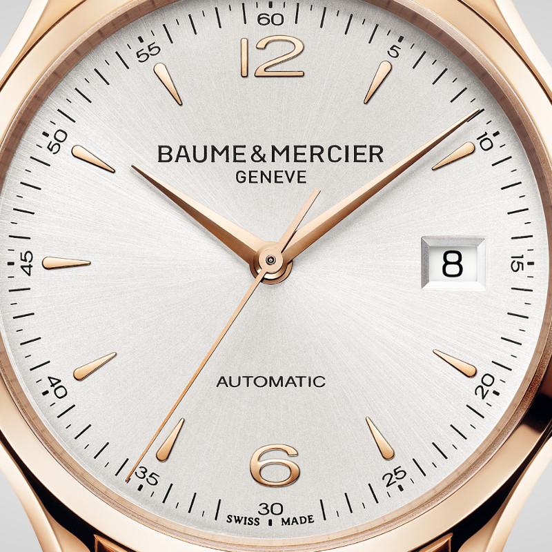 baume-mercier-clifton-automatik-10058-zifferblatt