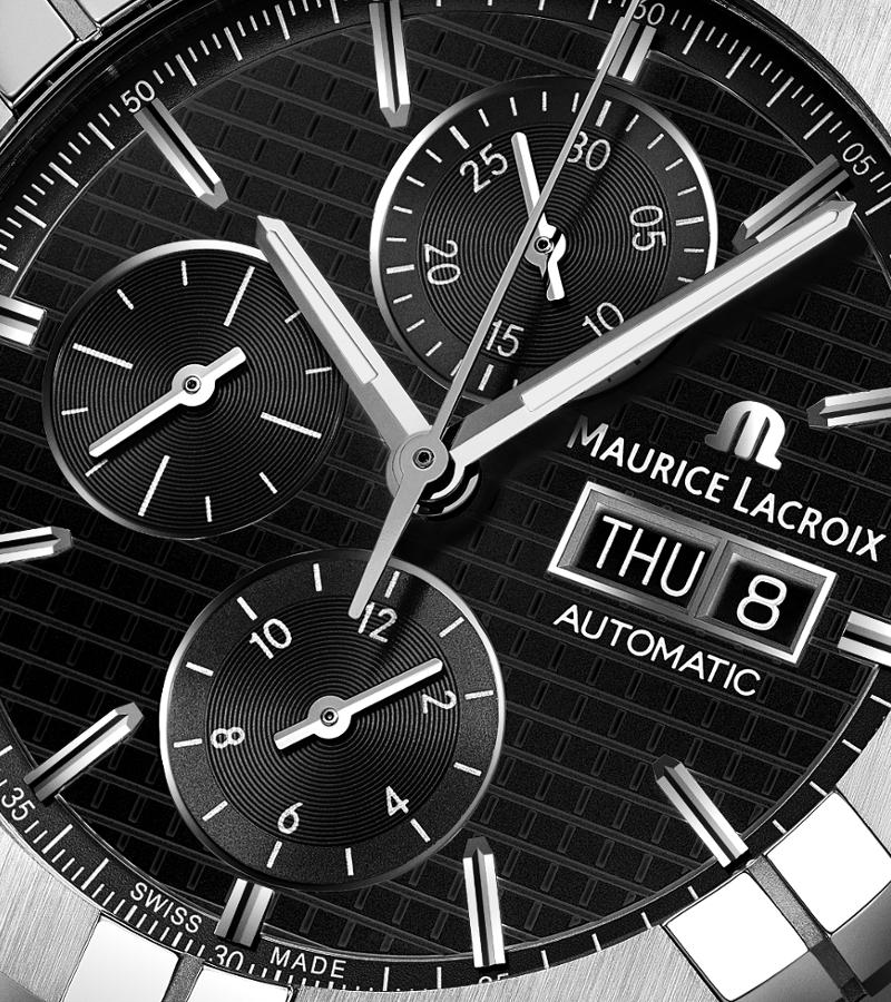 maurice-lacroix-aikon-chronograph-ai6038-ss002-330-1-zifferblatt
