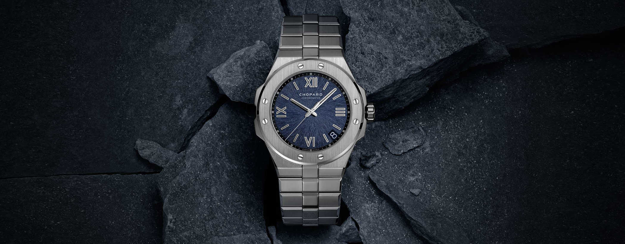 Chopard Alpine Eagle Uhren
