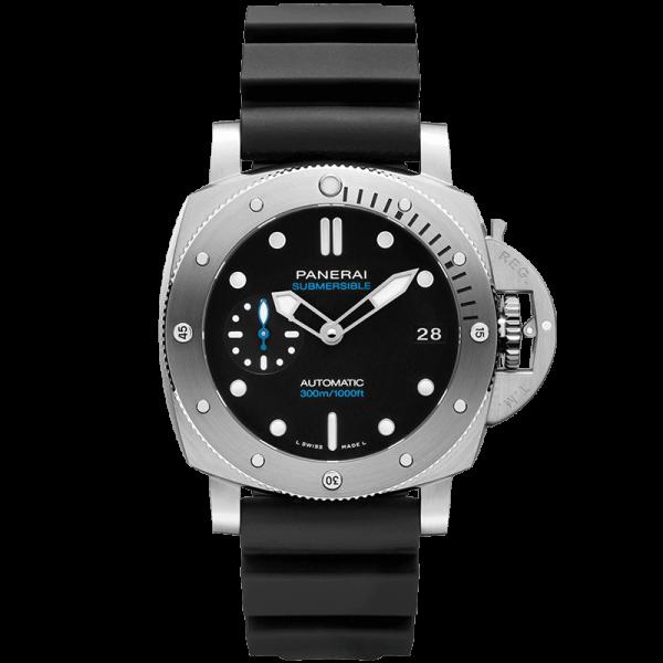 Panerai Submersible PAM00973 Ansicht vorne