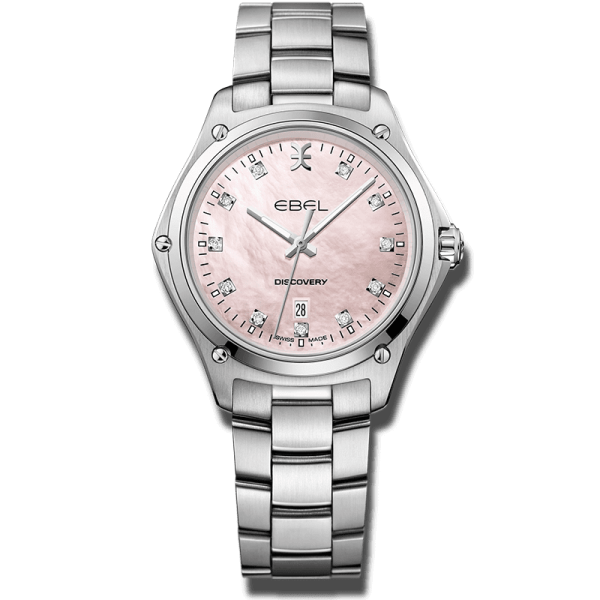 EBEL Discovery Lady 1216395 Ansicht vorne