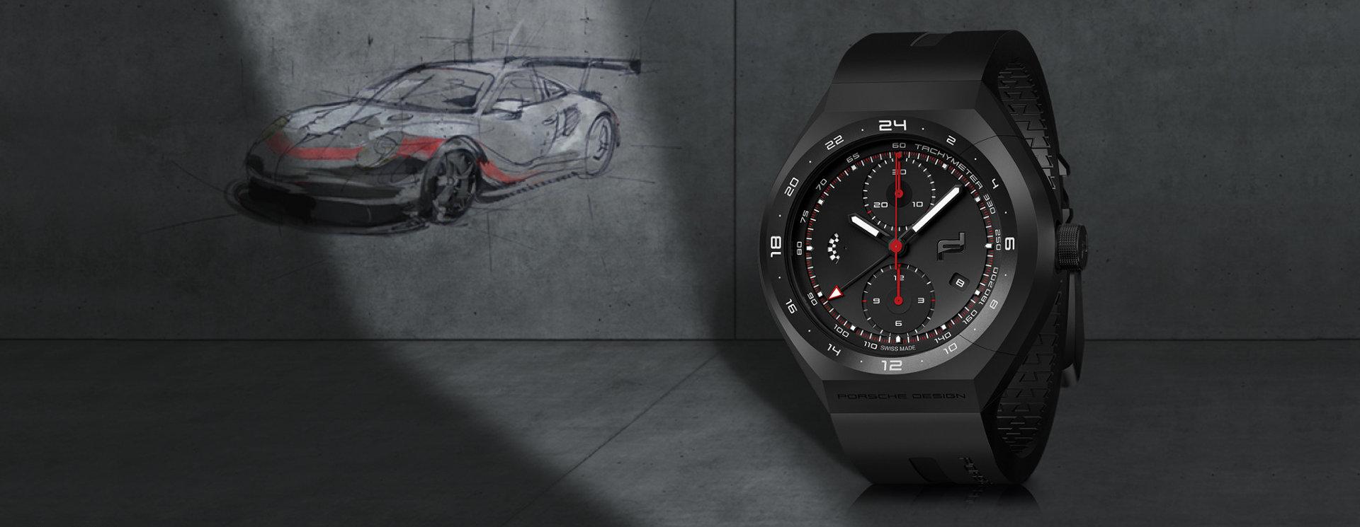 Porsche Design Monobloc Actuator Kollektion