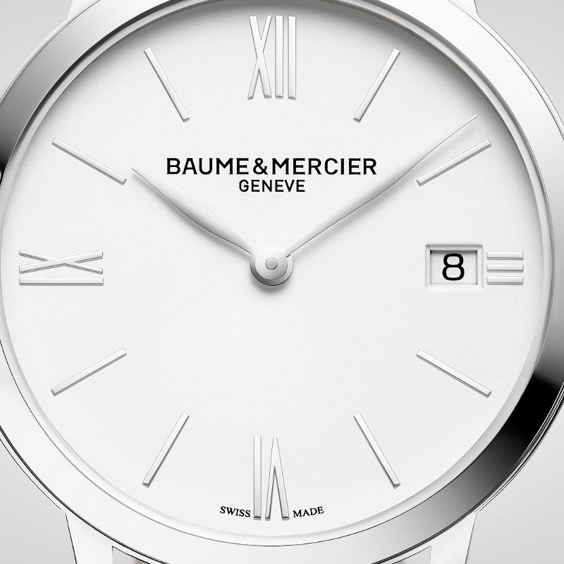 baume-mercier-classima-quarz-10355-zifferblatt