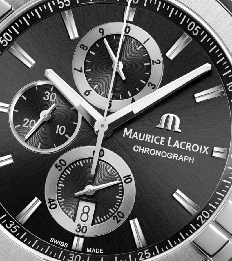 maurice-lacroix-aikon-chronograph-ai6018-ss001-330-1-zifferblatt