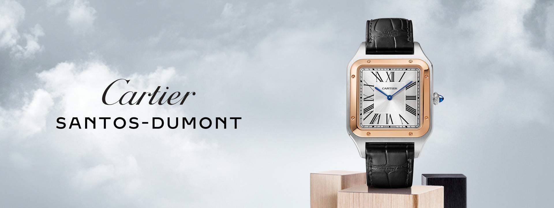 Santos de Cartier Uhren
