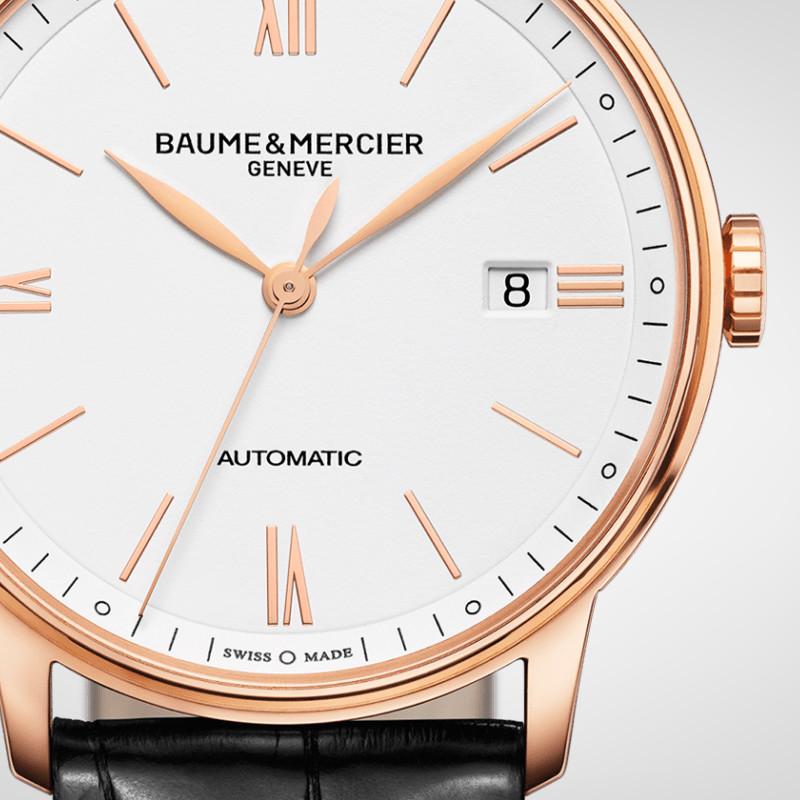 baume-mercier-classima-automatik-10271-gehaeuse